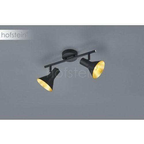 Plafon LAMPA sufitowa NINA R80162002 Trio reflektorowa OPRAWA ścienna listwa loft czarna, kolor Czarny