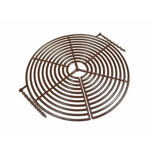 Osłona zabezpieczenie doniczki regulowane 5-25cm - brązowy (2501234507665)