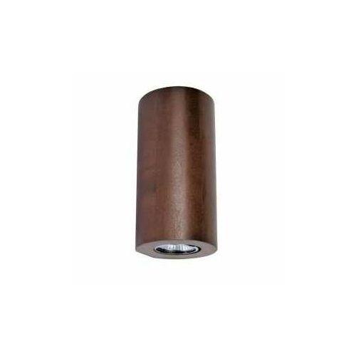 Spot Light Wooddream Wall 2081276 kinkiet lampa ścienna 2x6W Gu10 brązowy