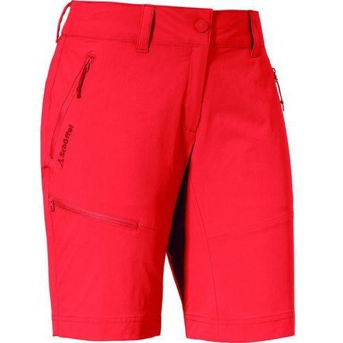 Schöffel Toblach1 Spodnie krótkie Kobiety czerwony 40 2018 Szorty syntetyczne