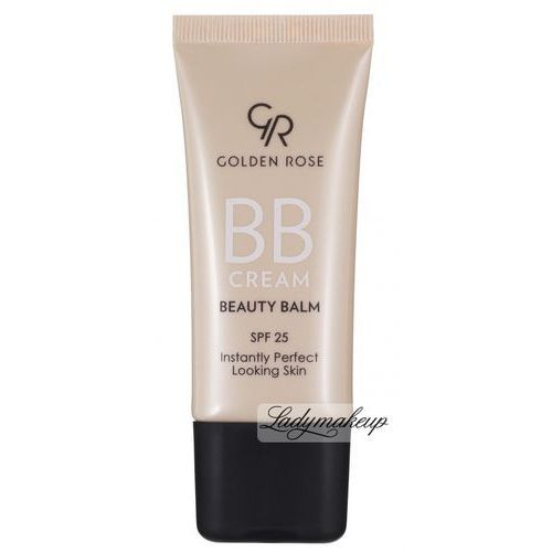 bb cream beauty balm 30 ml - nr 04 medium nr 04 marki Golden rose