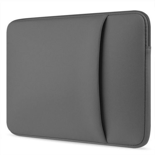 Tech-protect Pokrowiec neopren apple macbook air / pro 13 szary