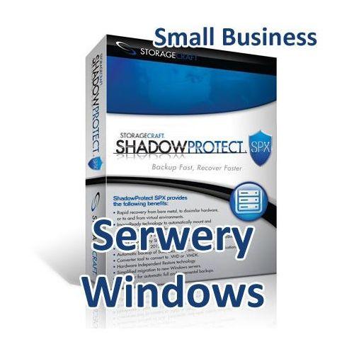 StorageCraft ShadowProtect SPX Small Business Server (Serwery Windows: Small Business, Essentials i Foundation)