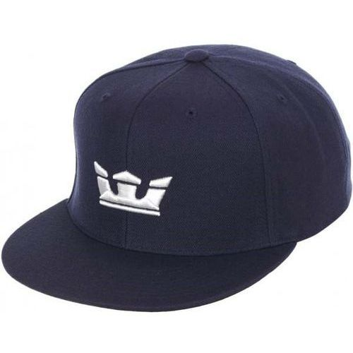 czapka z daszkiem SUPRA - Icon Snap Hat Navy/Grey (419)