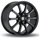 Sparco Felga  drift matt black 6.5x15 4x108 et42