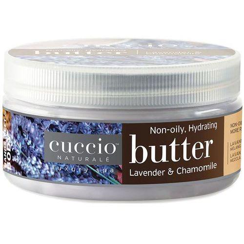Cuccio Butter Blend   Nawilżające masło do ciała - lawenda i rumianek 226g