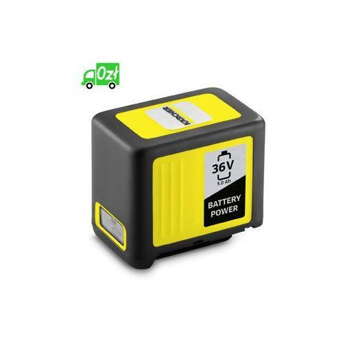 Akumulator 36V 5Ah do urządzeń akumulatorowych Karcher DORADZTWO => 794037600, GWARANCJA 2 LATA, DOSTAWA OD RĘKI!