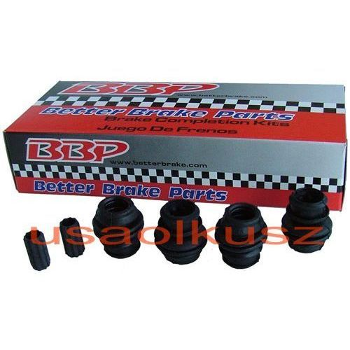 Zestaw naprawczy prowadnic przedniego zacisku mitsubishi lancer sportback 2004-2006 marki Betterbrakeparts