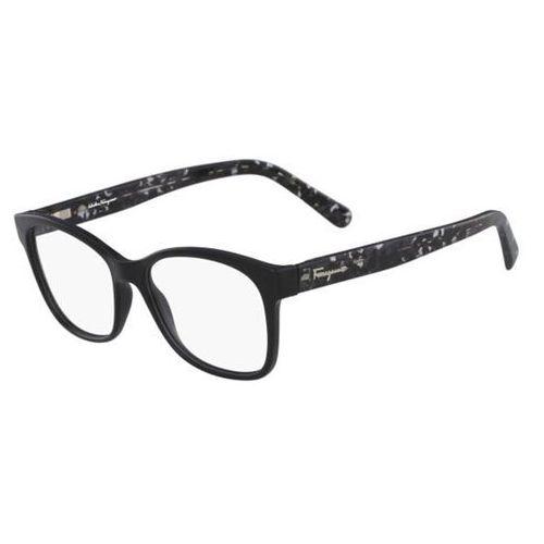 Okulary korekcyjne sf 2797 001 marki Salvatore ferragamo