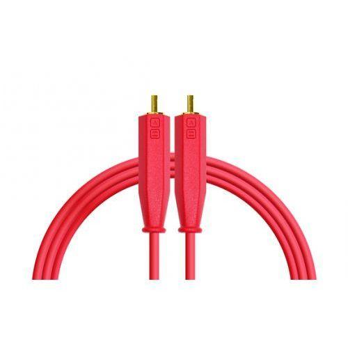 chroma cabels kabel audio rca-rca 1,5m (czerwony) marki Dj techtools