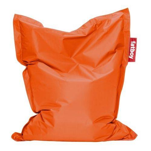 Pufa dla dzieci Fatboy Junior 130x100 cm pomarańczowa