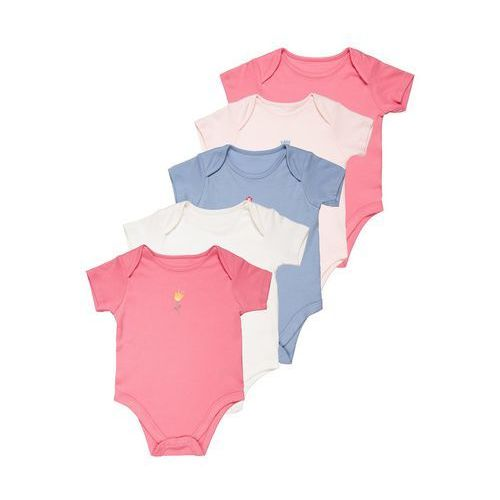 mothercare GIRLS OH SO TINY BABY 5 PACK Body lights multicolor, MC412