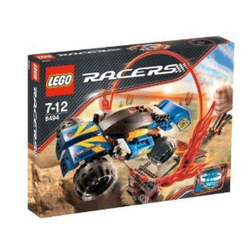 Lego RACERS Racers ring of fire 8494