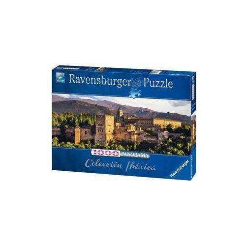 Raven puzzle warownia alhambra marki Ravensburger
