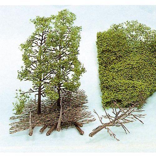 Zestaw do montażu drzew 18cm / 10szt. Heki 1533 (4005950015339)