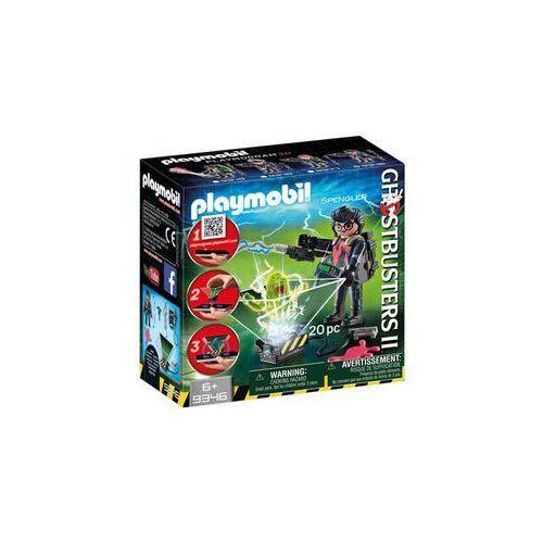 Playmobil GHOSTBUSTERS Pogromca duchów egon spengler 9346