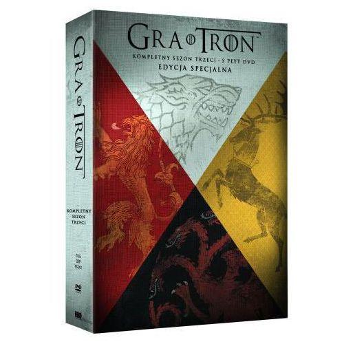 Gra o tron, Sezon 3 (5 DVD) Digipack