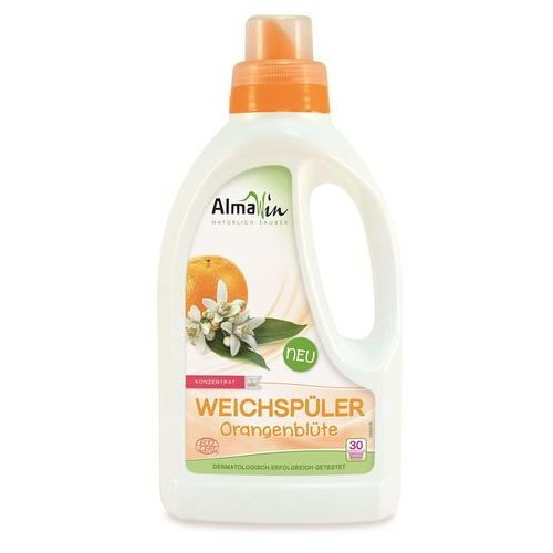 Almawin® Zmiękczający płyn do płukania tkanin kwiat pomarańczy koncentrat (4019555706004)
