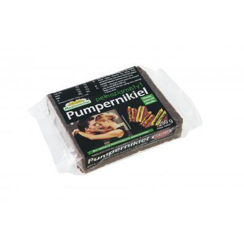 Chleb pumpernikiel  250 g marki Benus