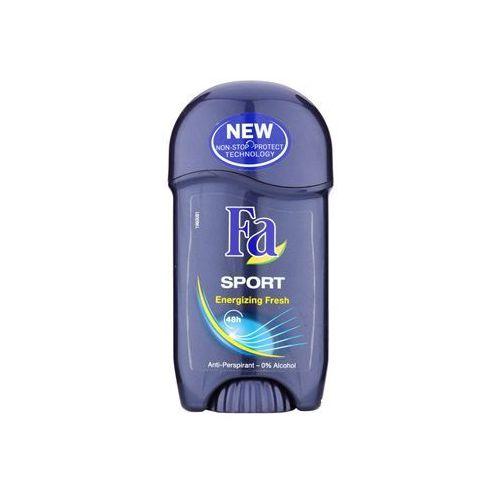Fa Sport Energizing Fresh antyperspirant w sztyfcie + do każdego zamówienia upominek. z kategorii Pozostałe zapachy