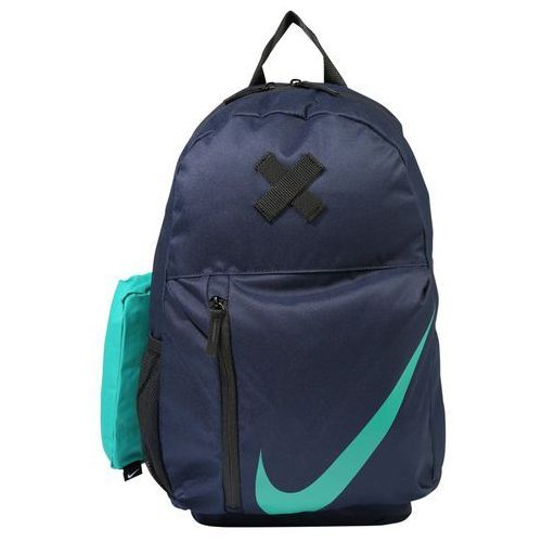 Nike Performance ELEMENTAL BACKPACK Plecak obsidian/black/neptune green