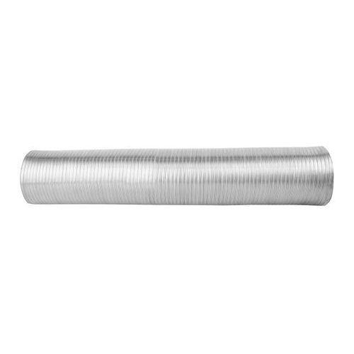 Giętka rura wentylacyjna fi 100 mm 2,7 m marki Komin-flex