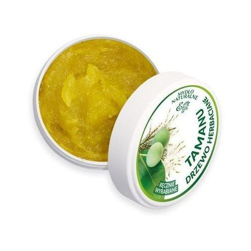 Etja Mydło naturalne tamanu & drzewo herbaciane 80 g (5908310446974)