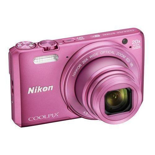 Nikon Coolpix S7000 [zoom optyczny 20x]