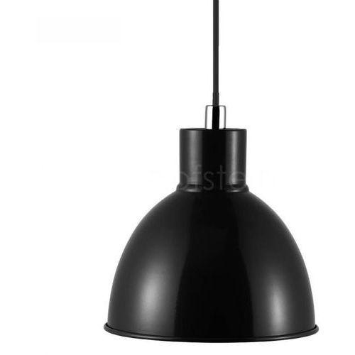 Nordlux Lampa wisząca pop 45833003 industrialna oprawa zwis metalowy retro czarny (5701581370784)