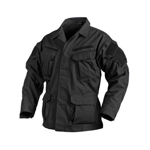 bluza Helikon SFU NEXT® PolyCotton Ripstop czarny (BL-SFN-PR-01)