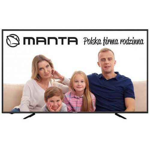 TV LED Manta 60LUA58L