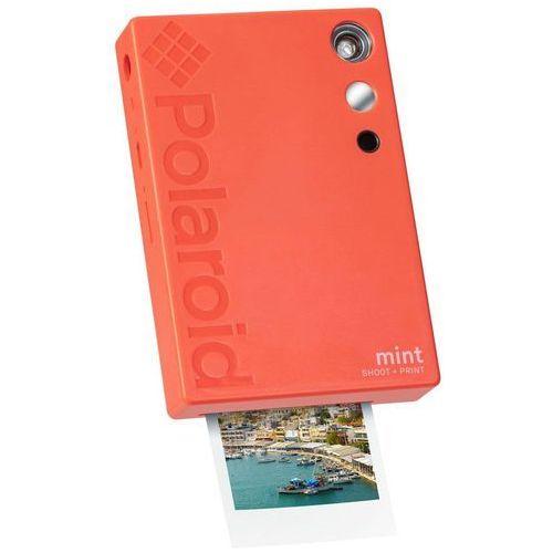 aparat mint instant digital camera & printer red marki Polaroid