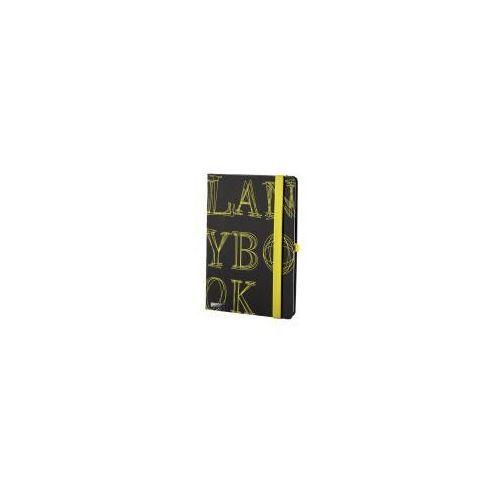 Notes a5 lanybook lyo w linie czarny marki Lediberg
