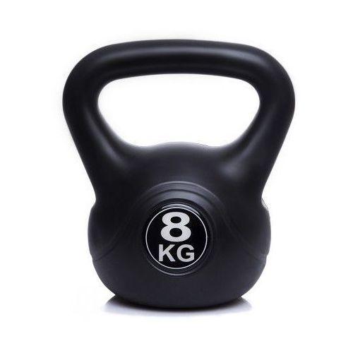 Hantla Kettlebell Winyl Hiton Polska odważnik 8 kg, 9477
