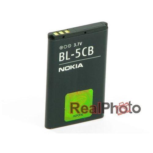 Bateria BL-5CB Oryginalna Nokia 800mAh Li-Ion Grade A