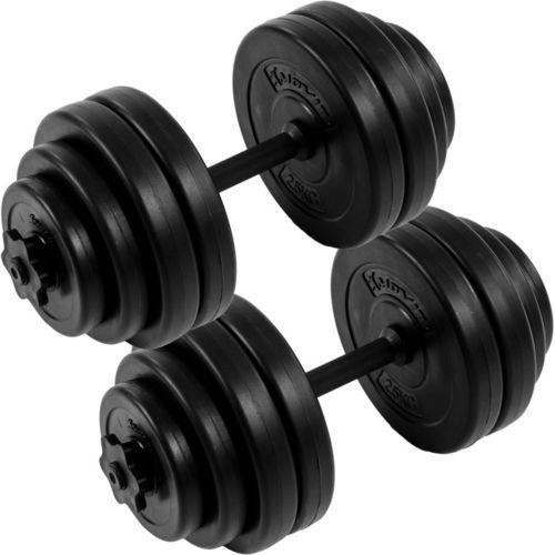Movit ® Zestaw hantli 2 x 15 kg ciężarki 30 kg do ćwiczeń