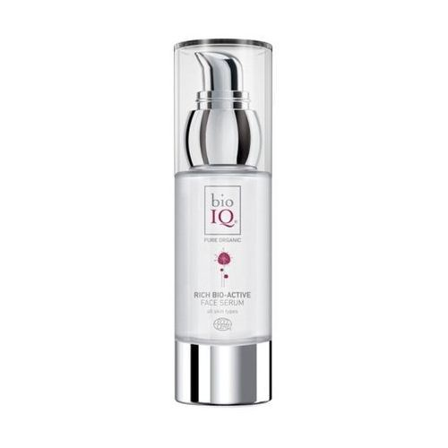 Bogate bio-aktywne serum do twarzy - 30ml - marki marki Bio iq