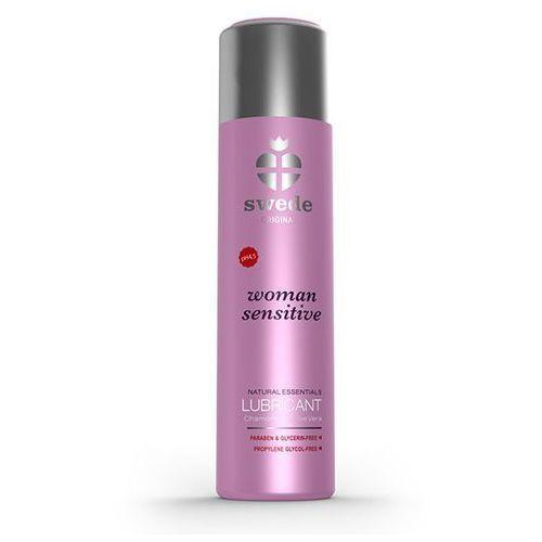 Swede Delikatny środek nawilżający dla kobiet -  original lubricant woman sensitive 120 ml