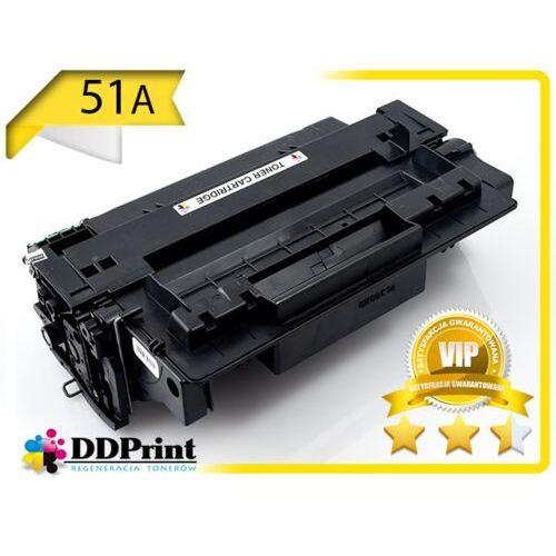Toner 51A - Q7551A do HP LaserJet P3005, M3027, M3035 - VIP 6K - Zamiennik