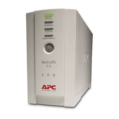 Bk500ei apc back-ups 500, 230v marki Apc by schneider electric