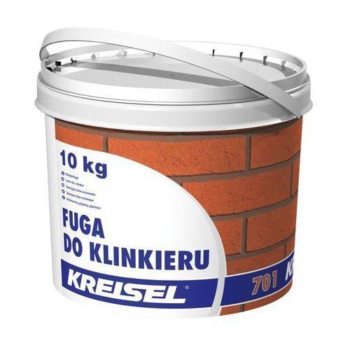 Kreisel Fuga do klinkieru 701 biała 10 kg
