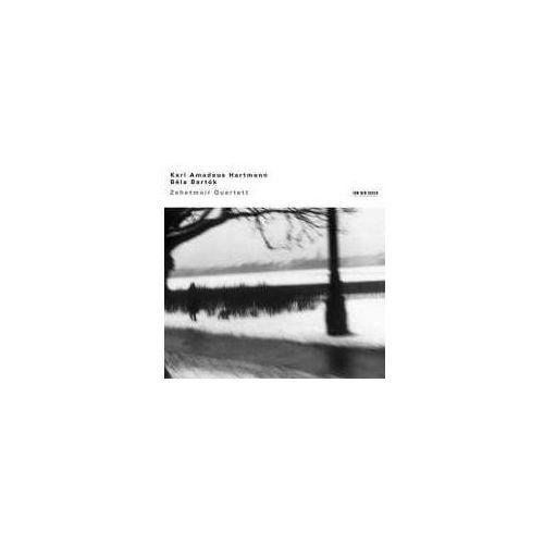 Universal music / ecm Hartmann/bela bartok