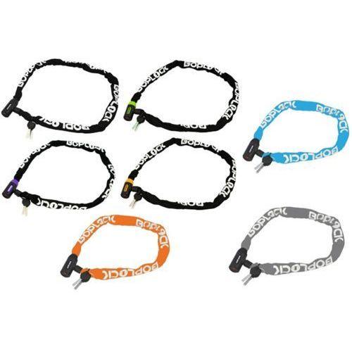 Zapięcie rowerowe BOPLOCK TY759 Chain Lock 6 / 900 mm Pomarańczowy (2010000364079)