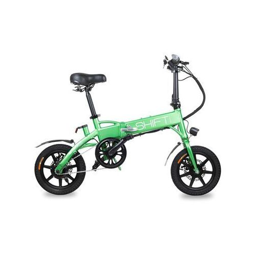 E-City rider Shift Green