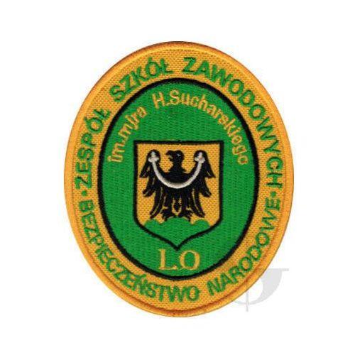 "Emblemat naramienny ""złotoryja"" marki Sortmund"