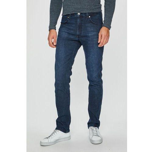 - jeansy greensboro marki Wrangler