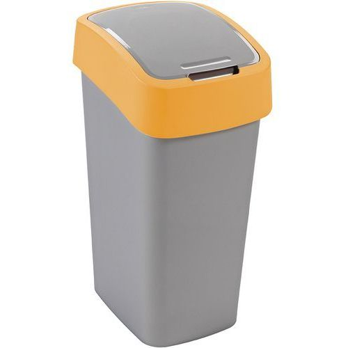 Kosz na śmieci 02170-535-00 10 l szaro-pomarańczowy marki Curver