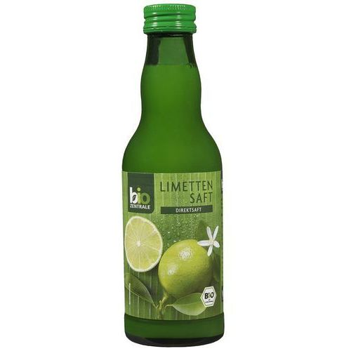 Sok z limonki 100% 250ml - bio zentrale eko marki 111bio zentrale