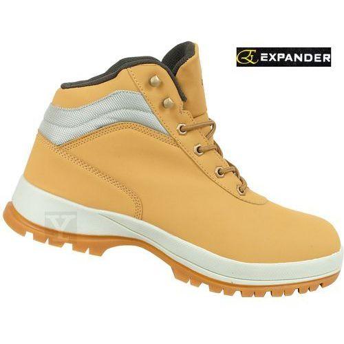 Trapery wygodne buty trekkingi mandara trekkingowe ocieplane marki Expander