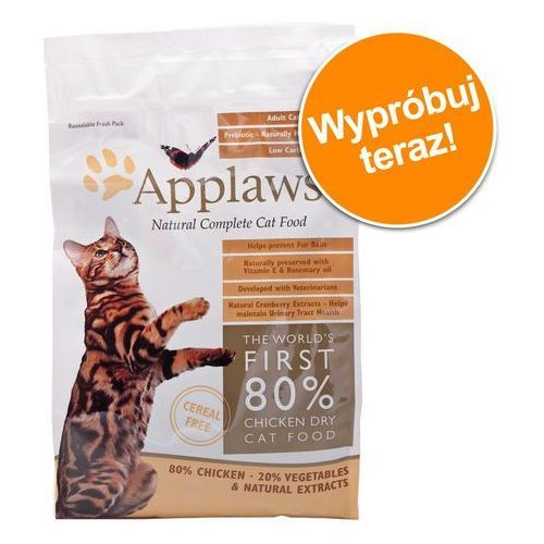 Applaws 2 + 1 gratis! , 3 x 400 g - kitten